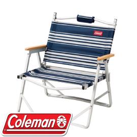 【Coleman 美國 圍爐輕薄摺疊椅】CM-31288/摺疊椅/露營椅/導演椅★滿額送