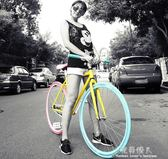 自行車-佳鳳死飛自行車成人活飛公路賽倒剎車實心胎2426寸男女學生單車 完美情人館YXS