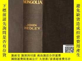 二手書博民逛書店【原版罕見】1912年Tramps in Dark Mongol