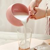 陶瓷小奶鍋單柄不黏煮熱網紅牛奶兒童嬰兒寶寶輔食鍋家用迷你砂鍋『艾麗花園』