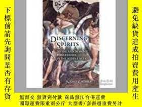 二手書博民逛書店Discerning罕見Spirits: Divine and