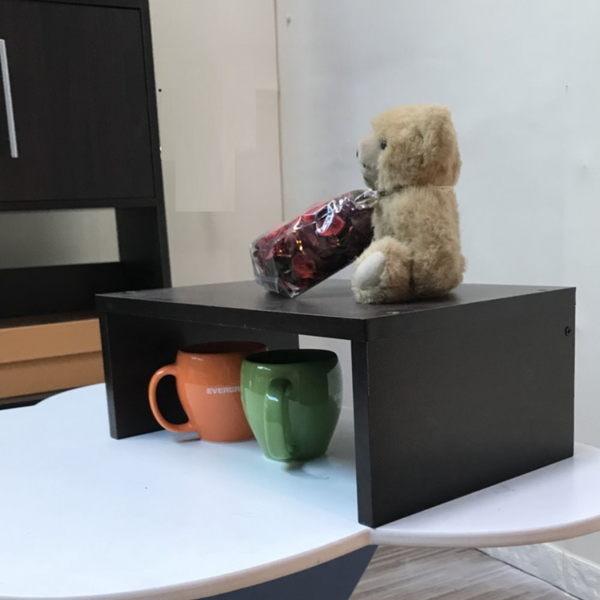 ONE HOUSE-DIY家具-書櫃用隔板/置物架 桌上架/層板/螢幕架/2色可選