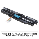 acer aspire 3830tg 電池 (電池全面優惠促銷中) AS TimelineX 3830T 3830TG 4830T 4830TG 5830T