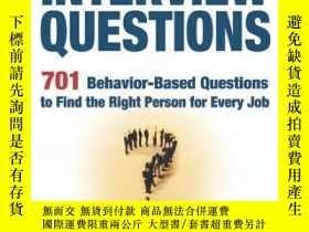 二手書博民逛書店High-impact罕見Interview QuestionsY256260 Hoevemeyer, Vic
