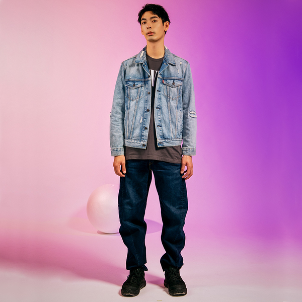 Levis 男款 570 Baggy寬鬆繭型牛仔褲 / LEJ energy 3D褲 / Celliant科技保暖面料【12/2 10:00AM開賣 $1990】