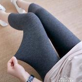 七分褲女薄款7純色莫代爾打底褲高彈大碼200斤白色外穿緊身褲 『夢娜麗莎精品館』