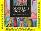 二手書博民逛書店【罕見】2014年出版 The Cambridge Companion To Jorge Luis Borges奇