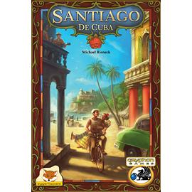 【瘋桌遊】古巴‧聖地牙哥│Santiago de Cuba│輕策略遊戲│繁體中文桌上遊戲