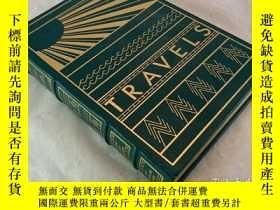 二手書博民逛書店【包罕見】Travels,《旅行》,Michael Cricht
