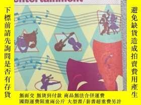 二手書博民逛書店careers罕見in performing arts&ente
