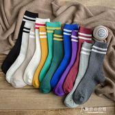 襪子女中筒襪韓版學院風堆堆襪女薄款韓國夏季日系百搭春秋長襪女 東京衣秀