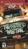 PSP Twisted Metal Head-On 怪異金屬賽車(美版代購)