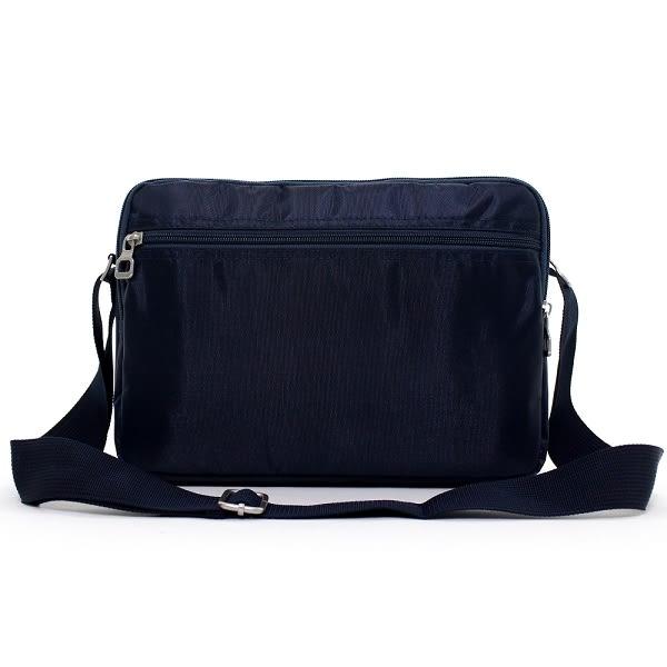 男包 日系雙口袋雙層側背包包 porter風 NEW STAR BL49