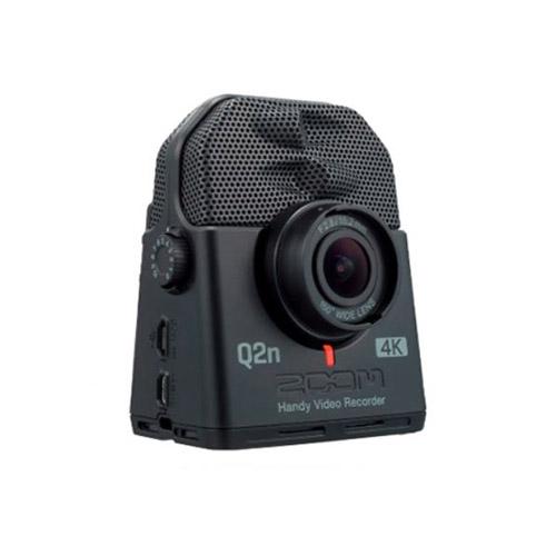 現貨! ZOOM Q2N-4K 廣角4K 隨身直播攝影機 錄影機 錄音機 二合一 立體聲(公司貨)