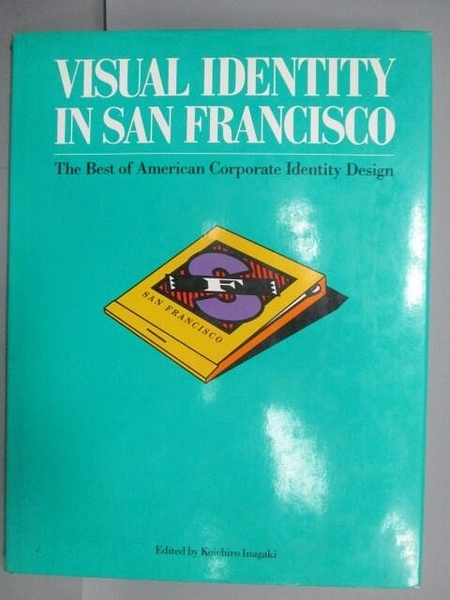 【書寶二手書T3/設計_PIG】Visual Identity in San Francisco