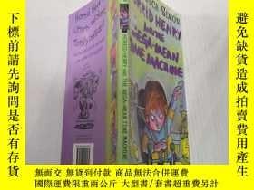 二手書博民逛書店horrid罕見henry and the mega mean time machine : 可怕的亨利和超級機器