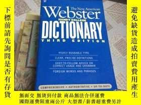 二手書博民逛書店The罕見New American Webster Handy