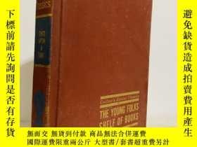 二手書博民逛書店COLLIER S罕見JUNIOR CLASSICS THE YOUNG FOLKS SHELF OF BOOKS