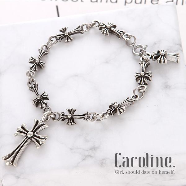 《Caroline》★流行時尚韓國流行權志龍GD同款經典復古手環69795