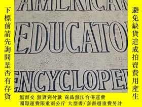二手書博民逛書店american罕見educator encyclopediaY