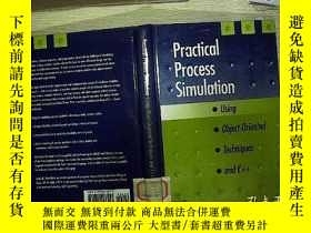 二手書博民逛書店Practical罕見Process Simulation(Us