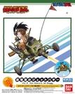 組裝模型 七龍珠載具收藏集 Vol.4 孫悟空的噴射沙灘車 玩具e哥