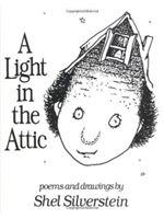 二手書博民逛書店 《A Light in the Attic》 R2Y ISBN:0060256737│Silverstein