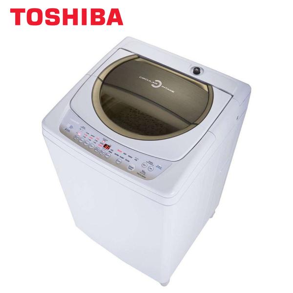 [TOSHIBA 東芝]11公斤 星鑽不鏽鋼槽洗衣機-璀璨金 AW-B1291G-WD