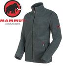 【MAMMUT 男 Innominata Advanced ML 厚刷毛外套《黑》】1010-21781/厚刷毛外套