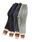 女童打底褲春秋款外穿薄絨秋裝女寶寶加絨加厚兒童褲子一體絨秋冬 【快速出貨】
