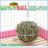 ~48HR  出貨~~KING ~ Marukan ~MR 610 鼠兔用三用牧草球~