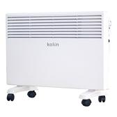 Kolin 歌林 壁掛式 房間、浴室兩用對流式電暖器 KFH-HCP01