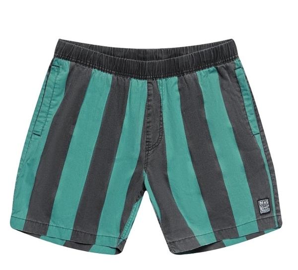 DEUS|男 Sandbar Vertigo Stripe 海灘褲