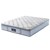 【LADY萊儷絲】弗洛拉-天然蠶絲乳膠獨立筒床墊單人加大3.5x6.2呎