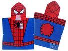 蜘蛛人連帽浴巾 披肩 毛毯 MARVEL...