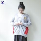 【三折特賣】American Bluedeer - 日系開襟針織外套(魅力價) 秋冬新款