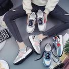 運動鞋 韓版 女跑步鞋 休閒鞋 原宿百搭...