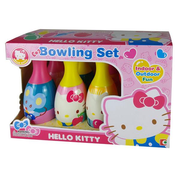 凱蒂貓 HELLO KITTY 保齡球組