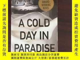 二手書博民逛書店A罕見COLD DAY IN PARADISEY260873 S
