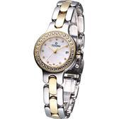 TITONI 梅花錶優雅伊人時尚腕錶 TQ42915SY-DB-381