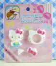 【震撼精品百貨】Hello Kitty 凱蒂貓~KITTY貼紙-換衣裝飾貼紙-側坐
