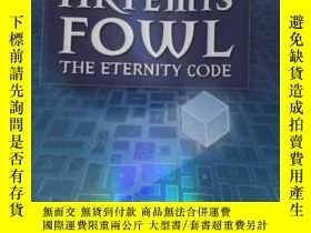 二手書博民逛書店Artemis罕見Fowl:The Eternity CodeY