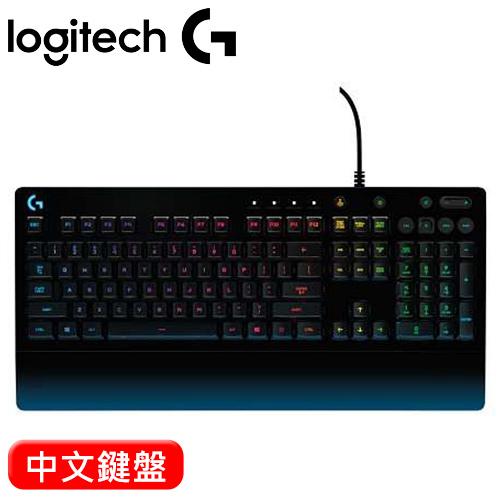 Logitech 羅技 G213 PRODIGY RGB遊戲鍵盤 中文