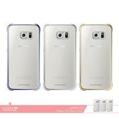 Samsung三星 原廠Galaxy S6專用 輕薄防護背蓋 /防震保護套 /硬殼手機殼