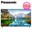 【Panasonic 國際牌】49吋 4K UHD 液晶電視 TH-49GX800W+視訊盒 『農曆年前電視訂單受理至1/17 11:00』