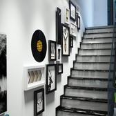 照片牆相框掛牆創意組合樓道走廊背景牆牆面裝飾牆壁相片框 YXS 【快速出貨】