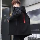 秋冬季外套男韓版潮流夾克男裝帥氣修身學生風衣 【新年熱歡】