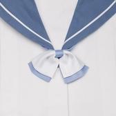 雙層領結jk純色啞光雙色制服蝴蝶領結