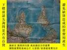二手書博民逛書店National罕見Geographic國家地理雜誌地圖系列之2004年11月 Earth at Night Th