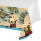 塑膠桌巾-海盜寶藏